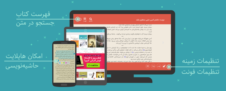 """A library as large as a city """" Iran's Fidibo offers ebooks to"""