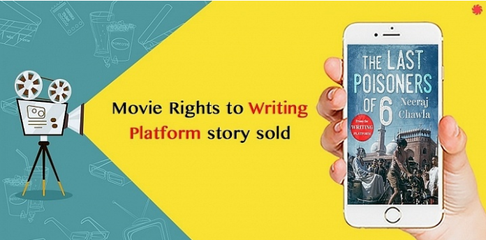 Juggernaut India's answer to Wattpad gets its first movie deal as an