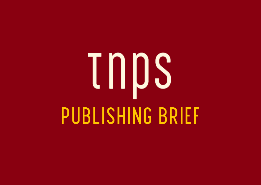 Publishing Brief – 3 October 2017