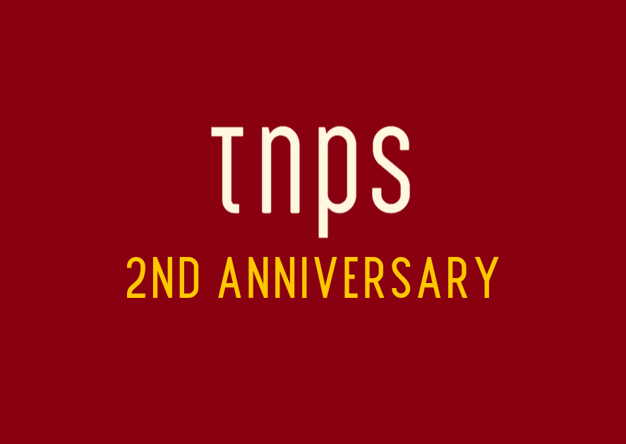 TNPS is 2 years old today!