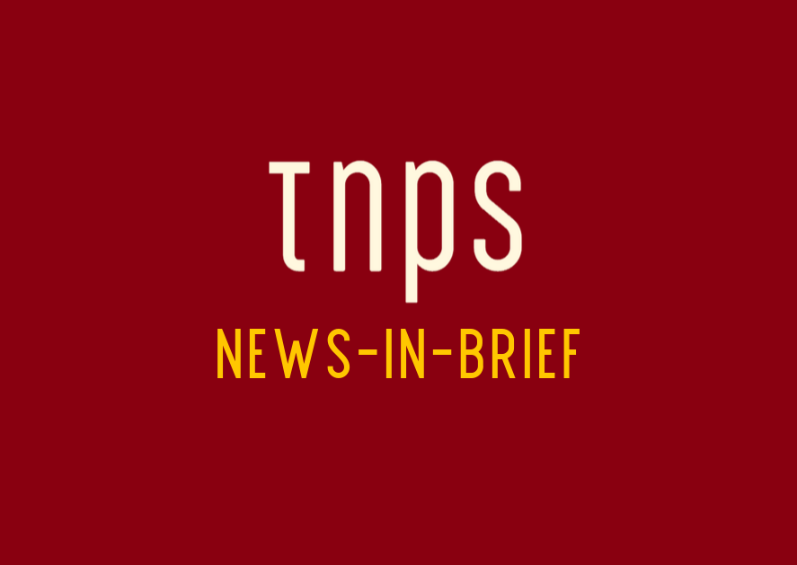 The TNPS Week In Review – Nov. 4-Nov 10
