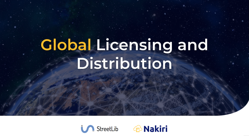 StreetLib and Nakiri expand their Global Rights & Distribution Partnership - The New Publishing Standard
