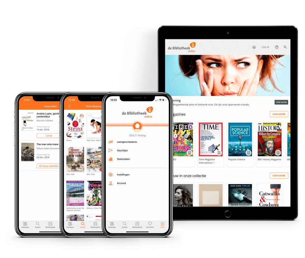 Spain's ODILO becomes Netherlands new national digital library supplier as it expands its international footprint - The New Publishing Standard